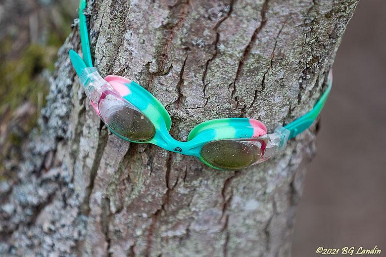 Borttappade simglasögon