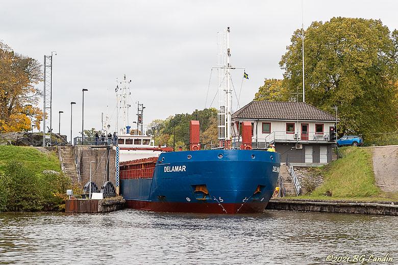 Delamar lämnar Brinkebergskulle