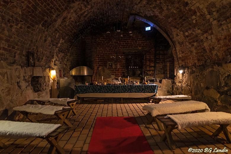 Dukat till fest i Gräfsnäs slott