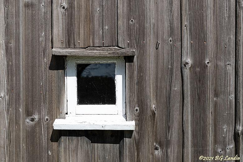 Fönster på Jungfrulyckan