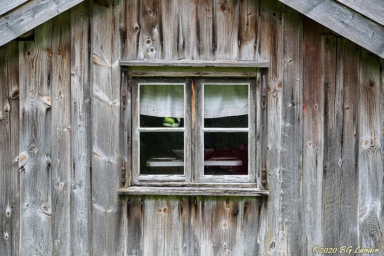 Fönster på Stavabacke