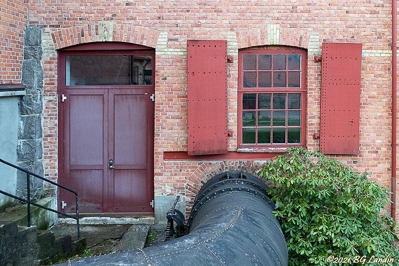 Industrimiljö vid Nääs fabriker