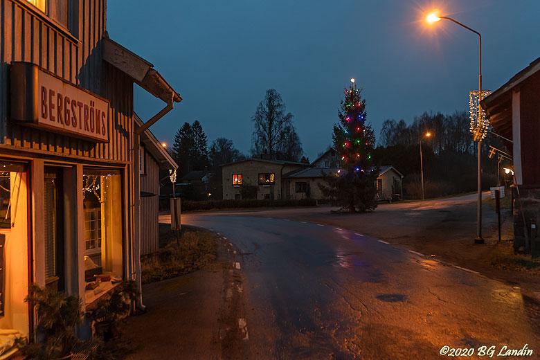 Julstämning i Fåglavik