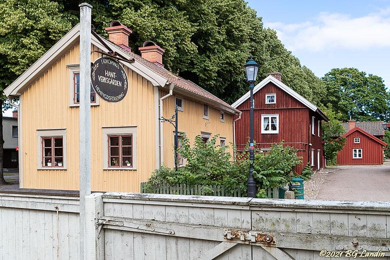 Limtorget och Hantverksgården