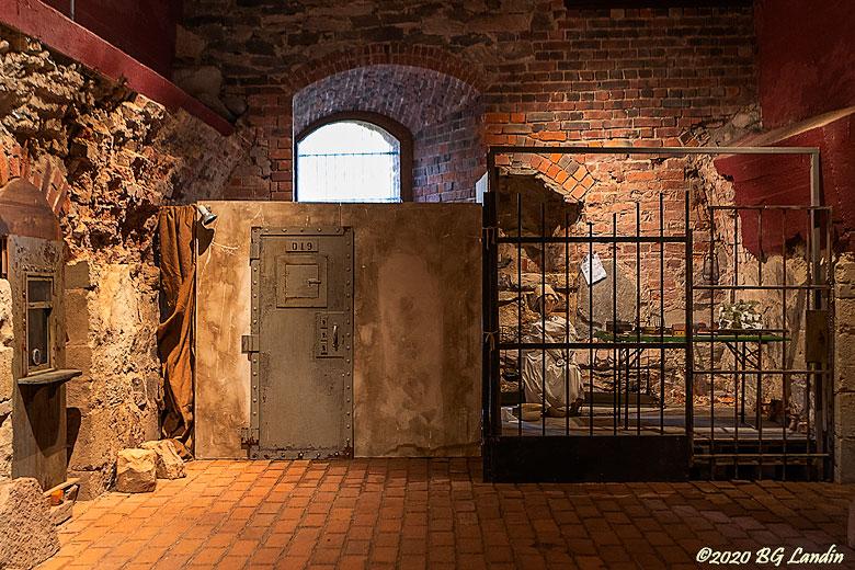Marsipanens fängelse