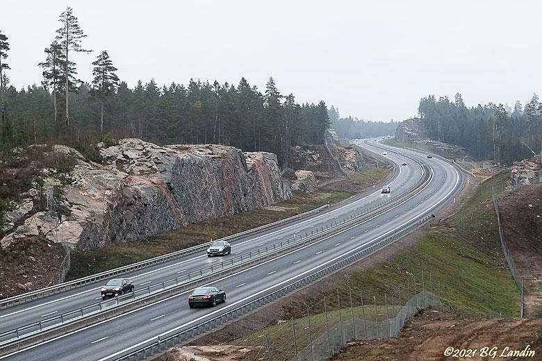 Ny motorväg Alingsås-Vårgårda