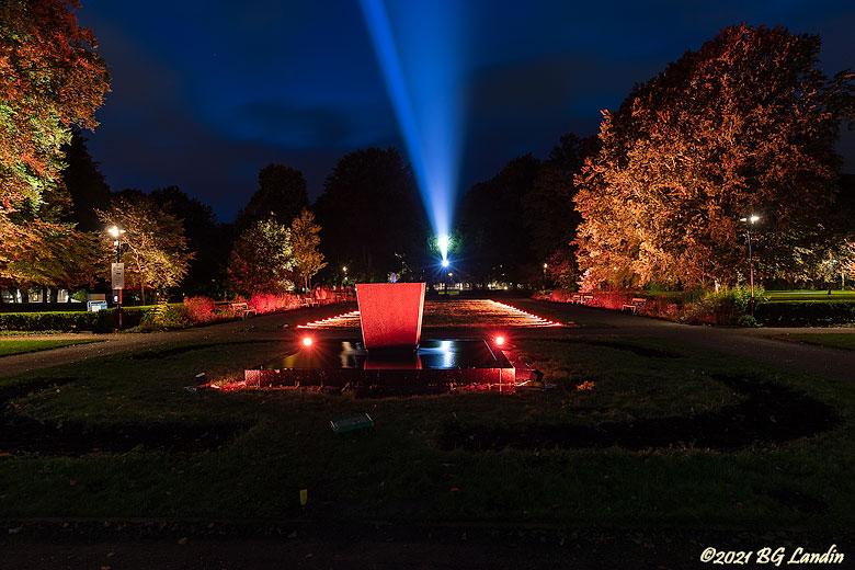 Plantaget under Lights 2021