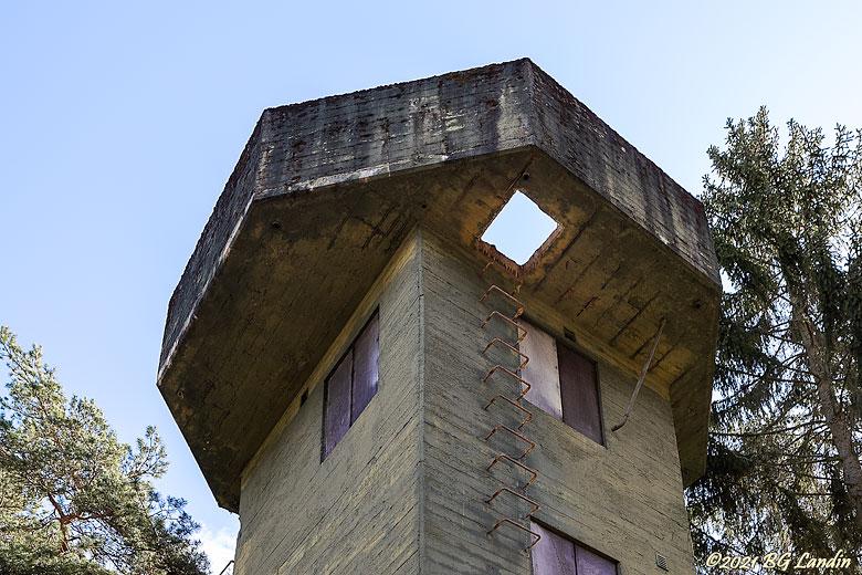 Plattform på LV-torn