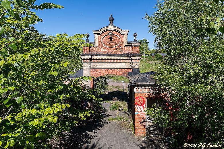 Portalen från insidan