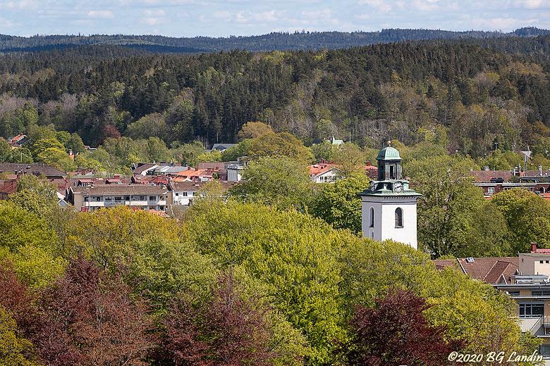 Utsikt från Nolhaga berg