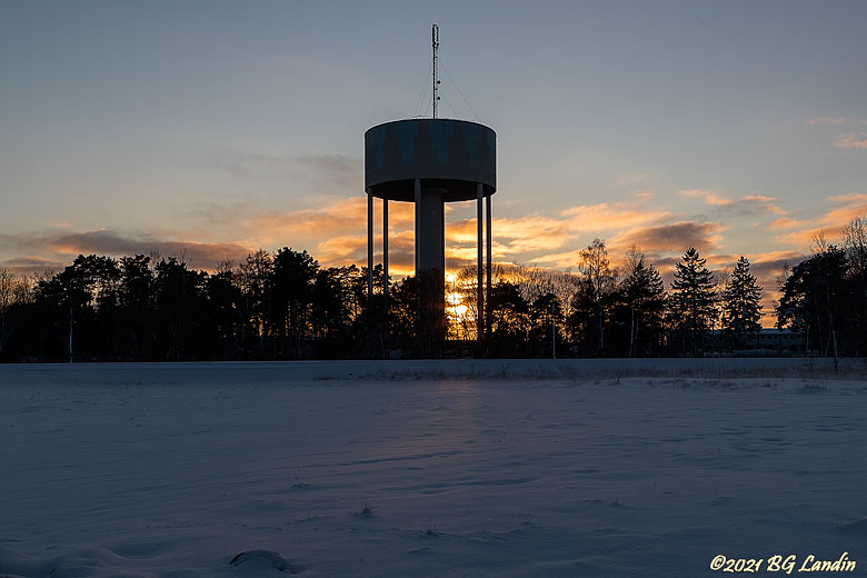 Vänersborgs vattentorn