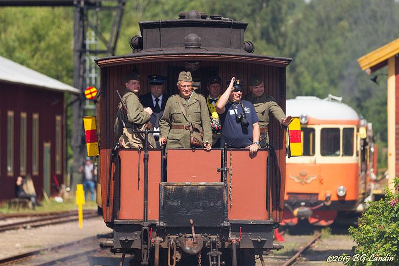 Anten Gräfsnäs Järnväg - en pigg 50-åring