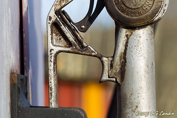 Bränslehandtag