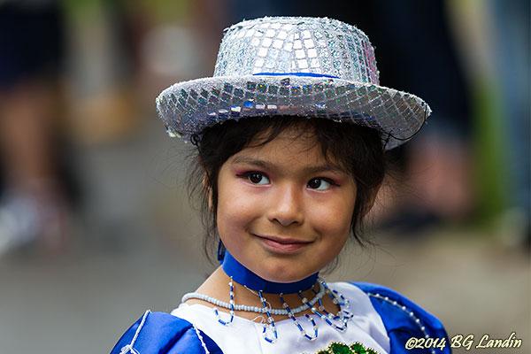 Charmerande ung dam från Hammarkullen