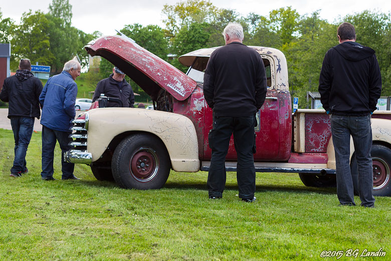Chevrolet Pickup beundras