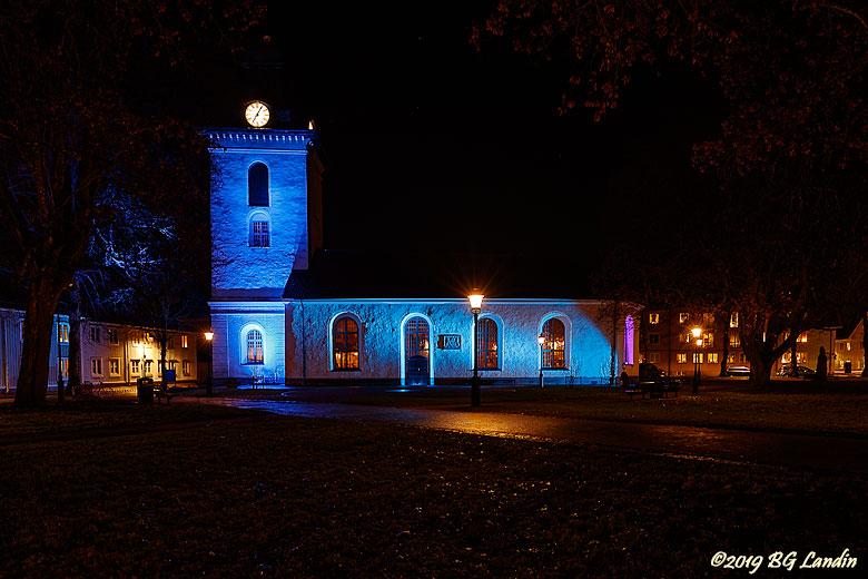 Christinae kyrka i nytt ljus