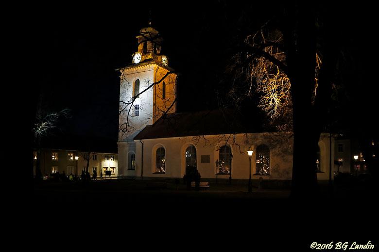 Christinae kyrka den 1:a advent
