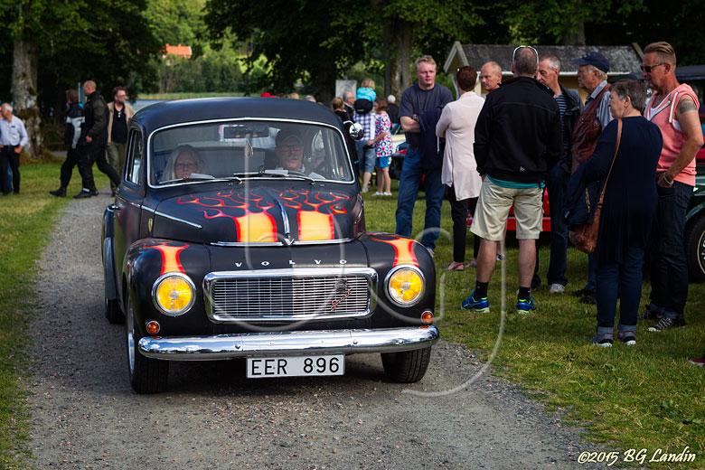 Eldig Volvo PV