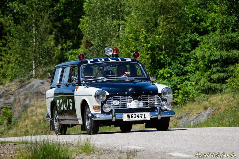 Farbror polisen - från förr