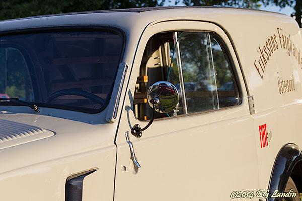 Fiat 500 skåp