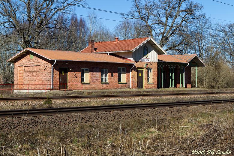 Fåglaviks järnvägsstation