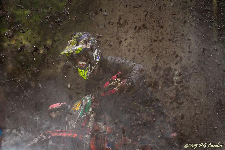 Lera, lera och mer lera på Novemberkåsan 2015