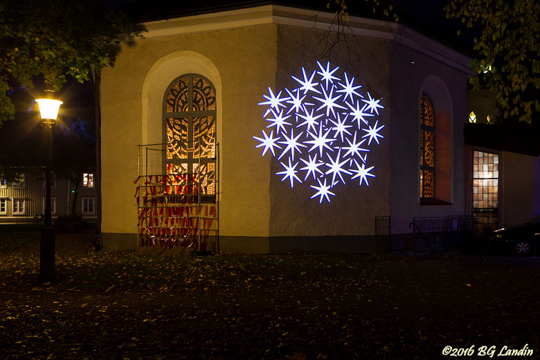 Lights in Alingsås 2016 - A Time to Reflect