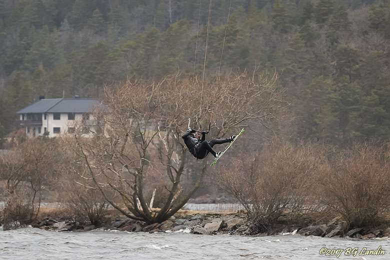 En surfares luftfärd