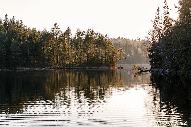 Dämmet vid Valsjön