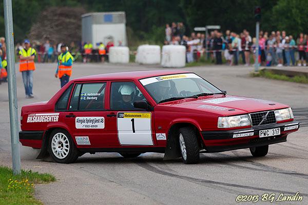 Nossebro City Race 130625