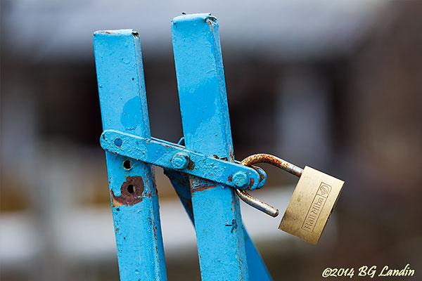 Ingen anledning att låsa längre