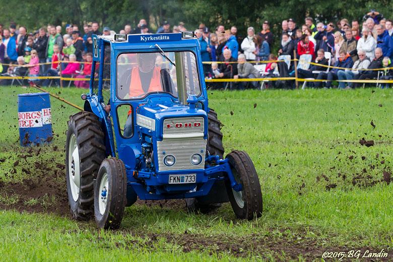 Peter Persson vinnare i Traktorracet 2015