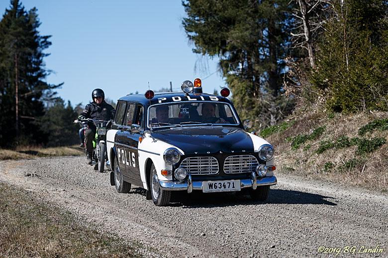 Polisbevakning av ChickenRace