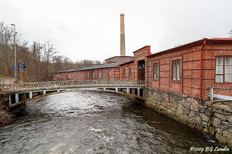 Porthuset vid Jonsered fabriker