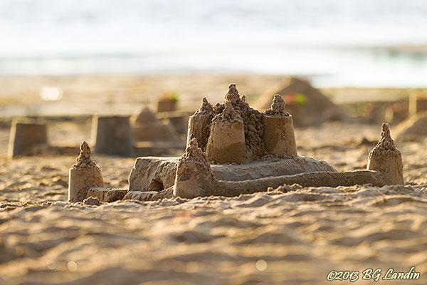 Slott av sand