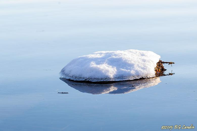 Säsongens första snö