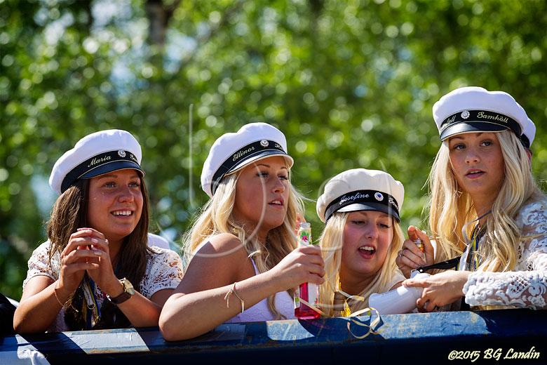 Studenten i Alingsås 2015