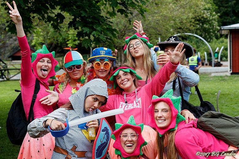 Studentspex i Alingsås 170530