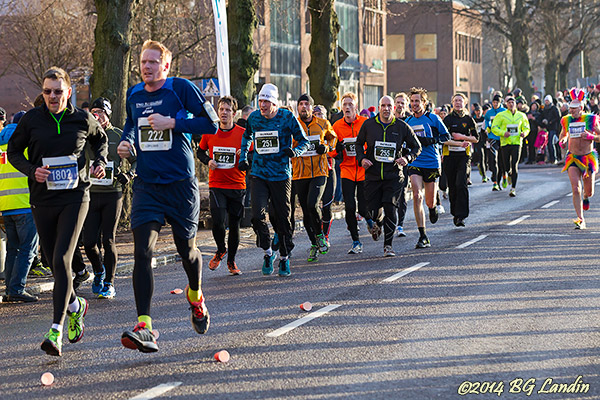En dag kvar till Sylvesterloppet 2014