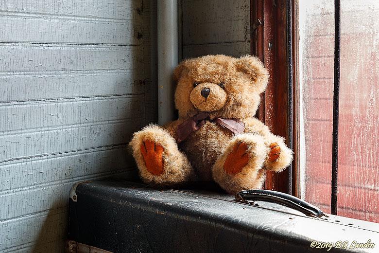 Teddy på resa