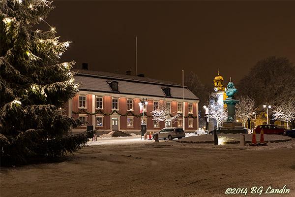 Stora Torget och Rådhuset