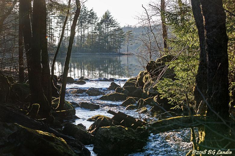 Valån och Valsjön