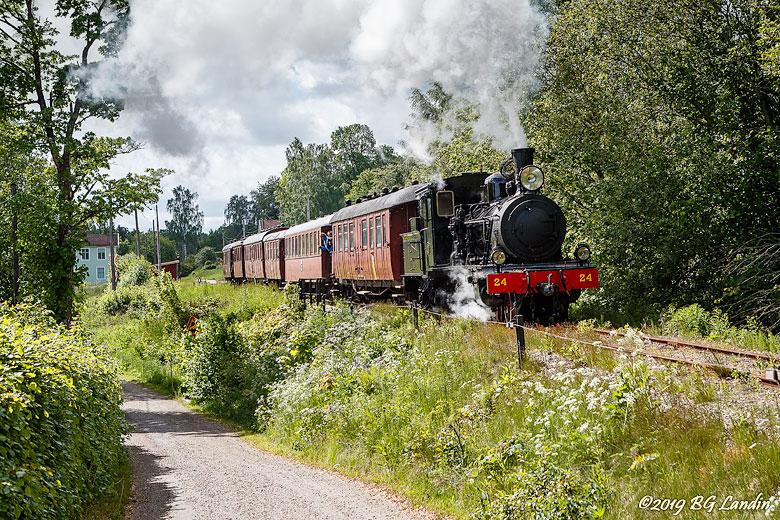 VGJ24 i Kvarnabo