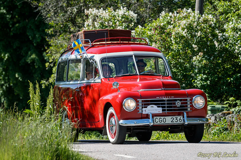 Volvo PV 445