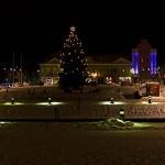 Julstämning på Stora Torget