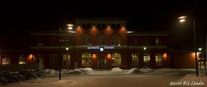Alingsås järnvägsstation - 101230