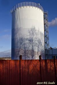 Fjärrvärmeverket i Sävelund