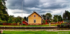 Norrkvarn - längs Göta kanal