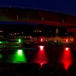 Rött och grönt