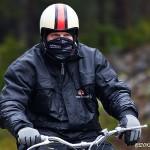 Skyddande maskering